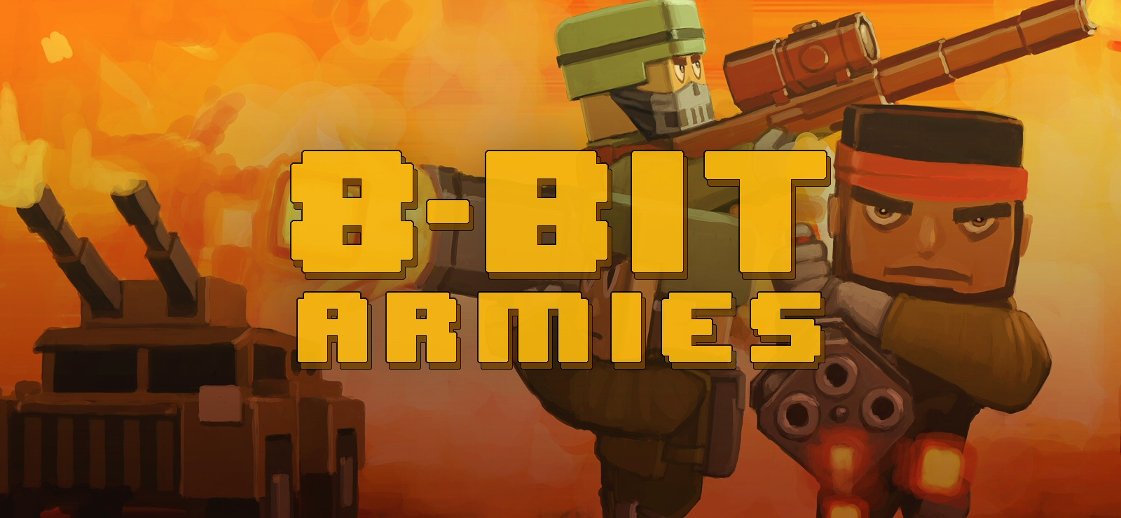 Bit Armies - Minecraft classic spielen ohne download